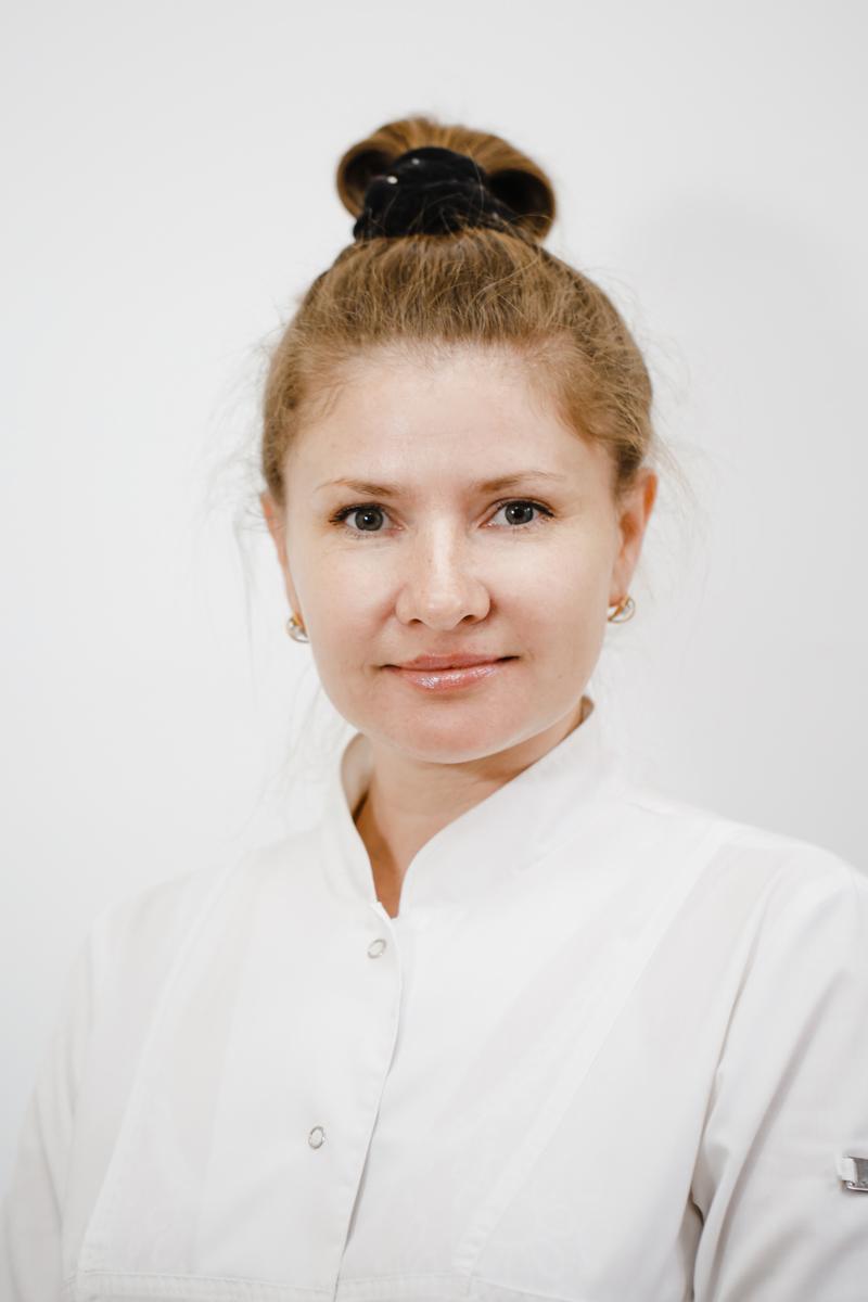 Безгубенко Яна Ивановна