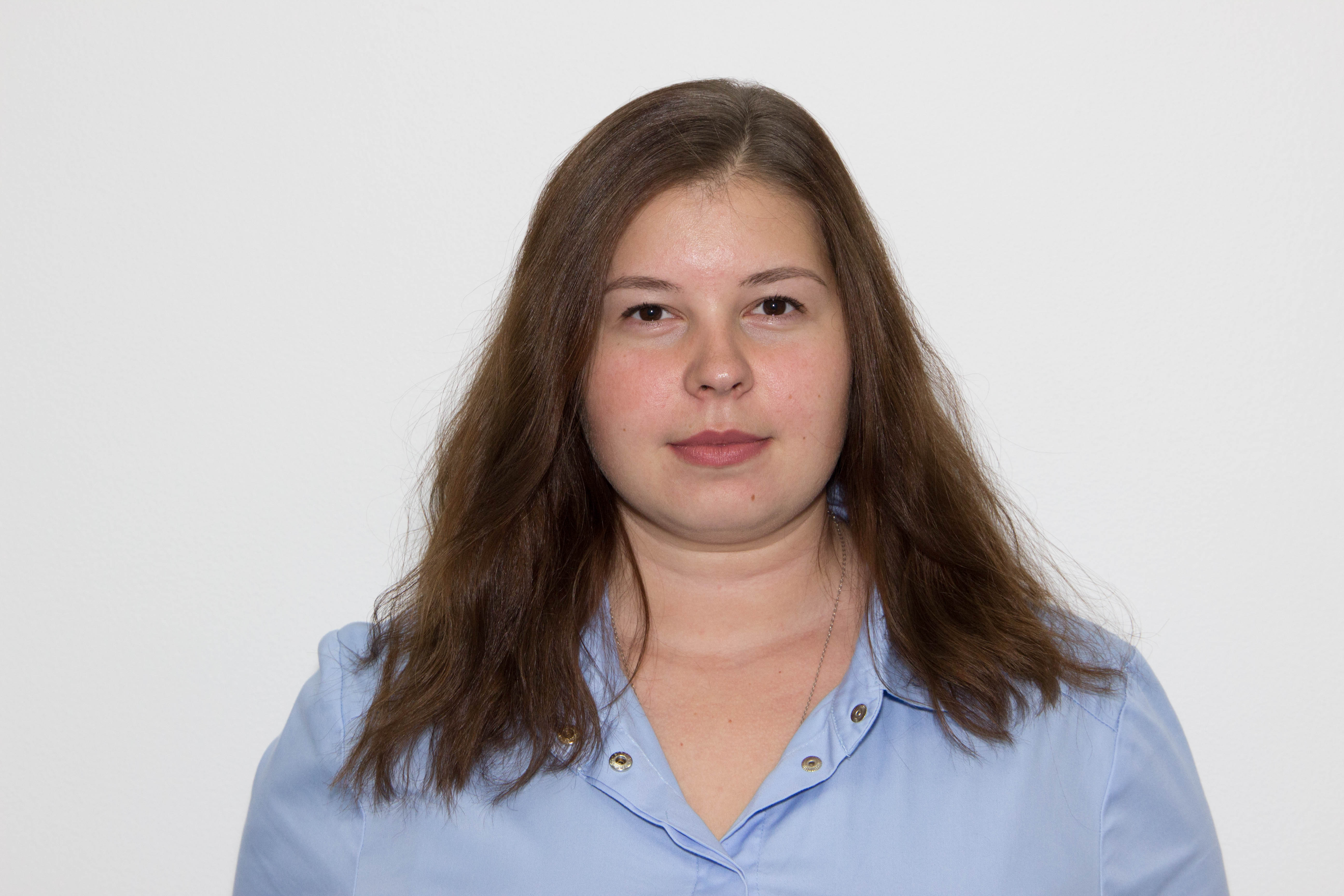 Алексеевская Юлия - старший администратор