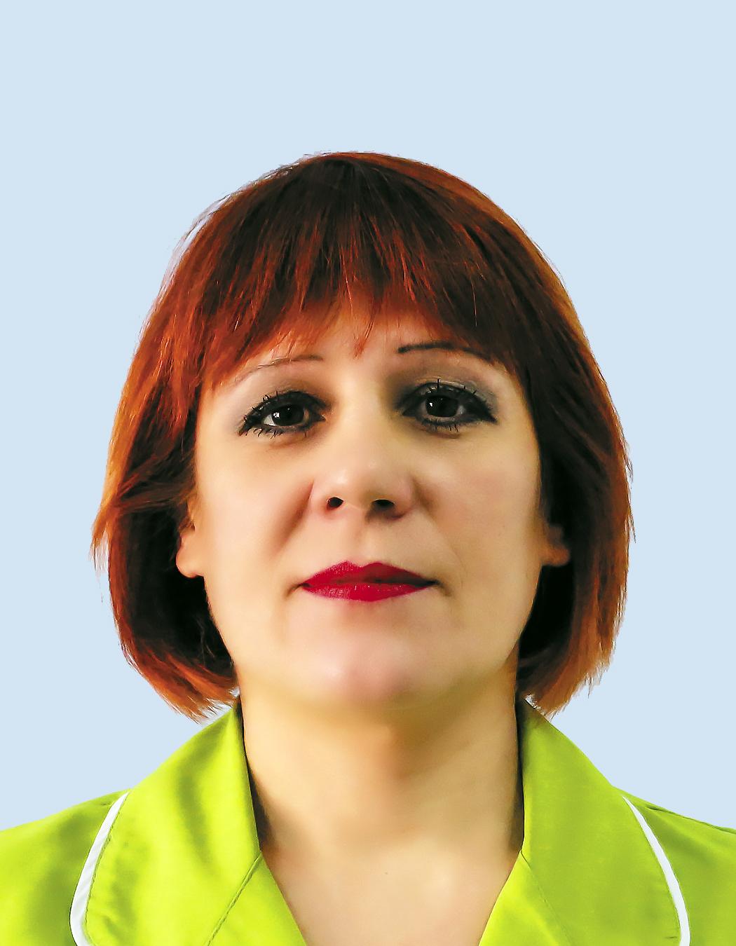 Гейко Валентина Владимировна, медицинская сестра