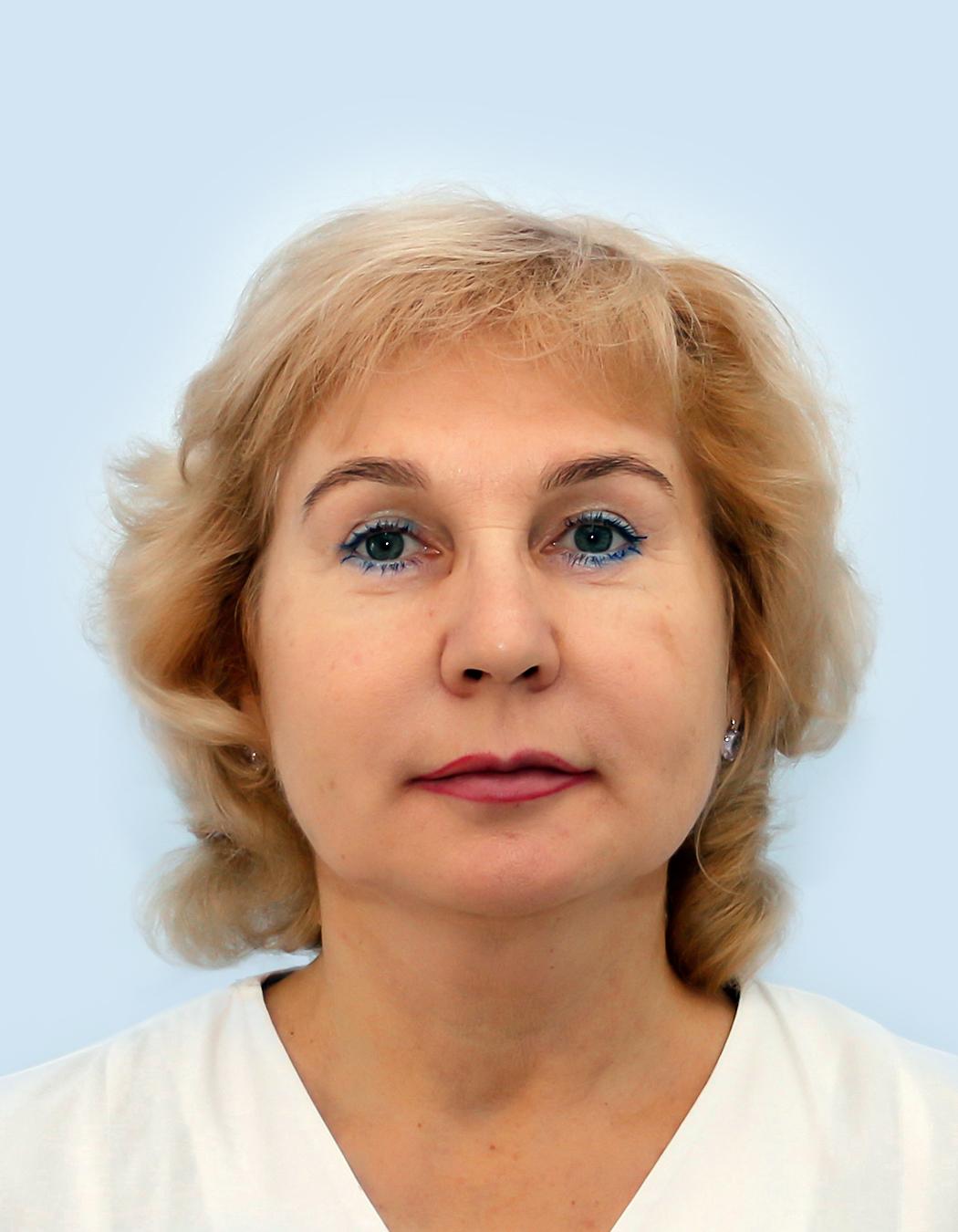 Молокова Марина Юрьевна, врач рентгенолог, высшая категория
