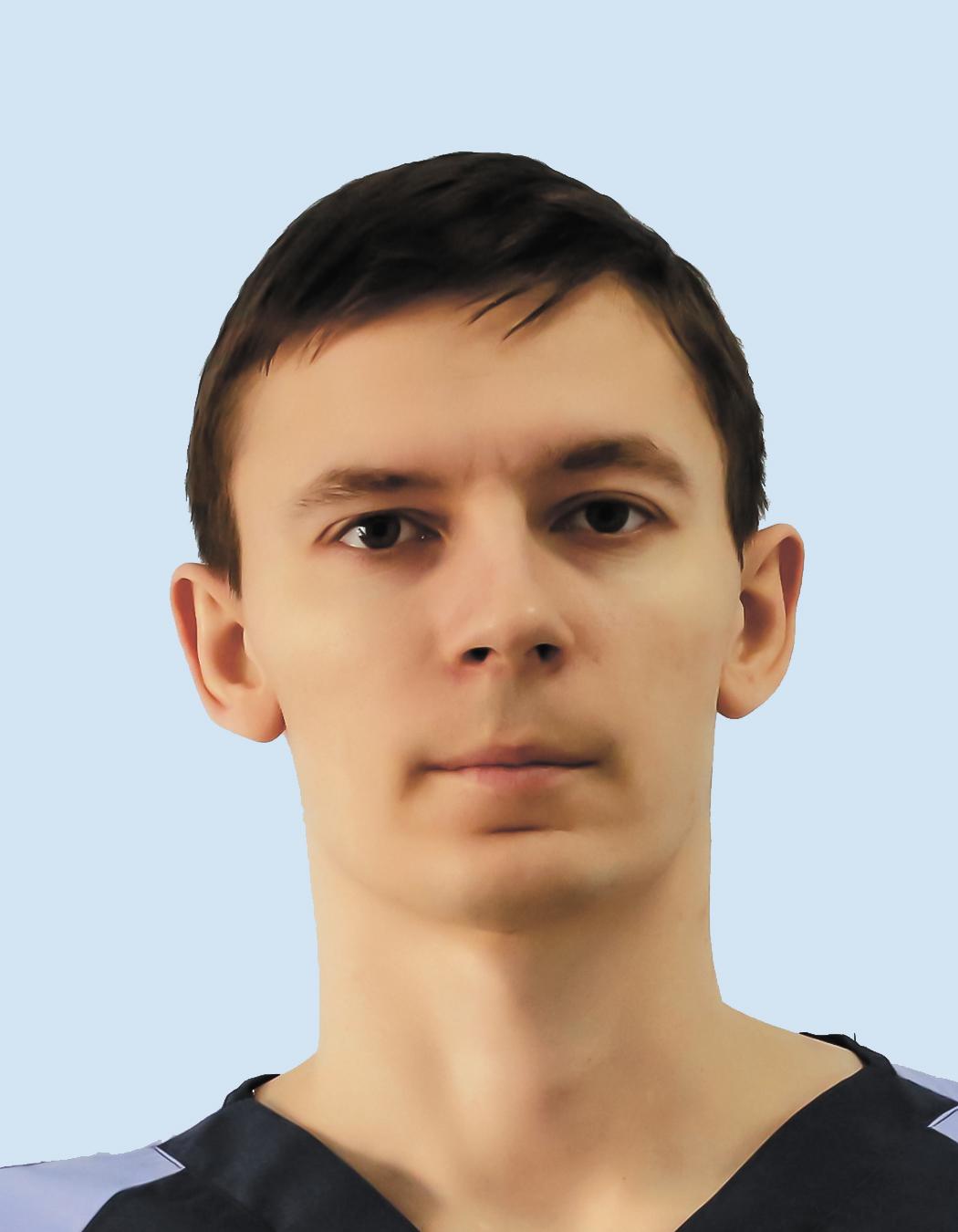 Орликовский Денис Олегович, врач рентгенолог, первая категория