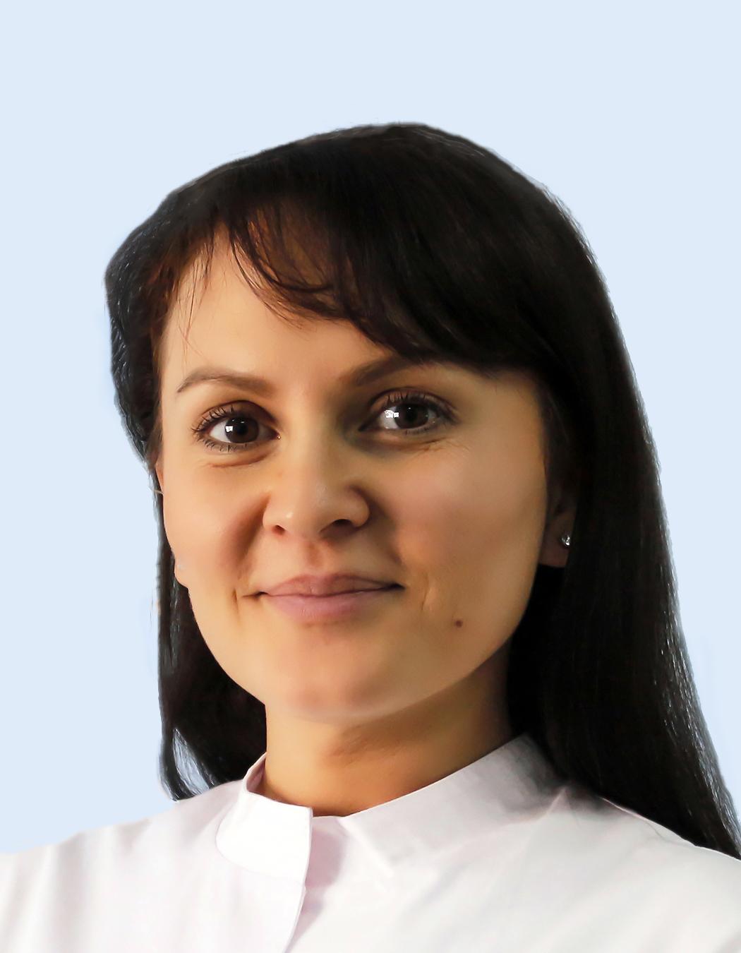 Попова Надежда Александровна врач рентгенолог, 2 категория
