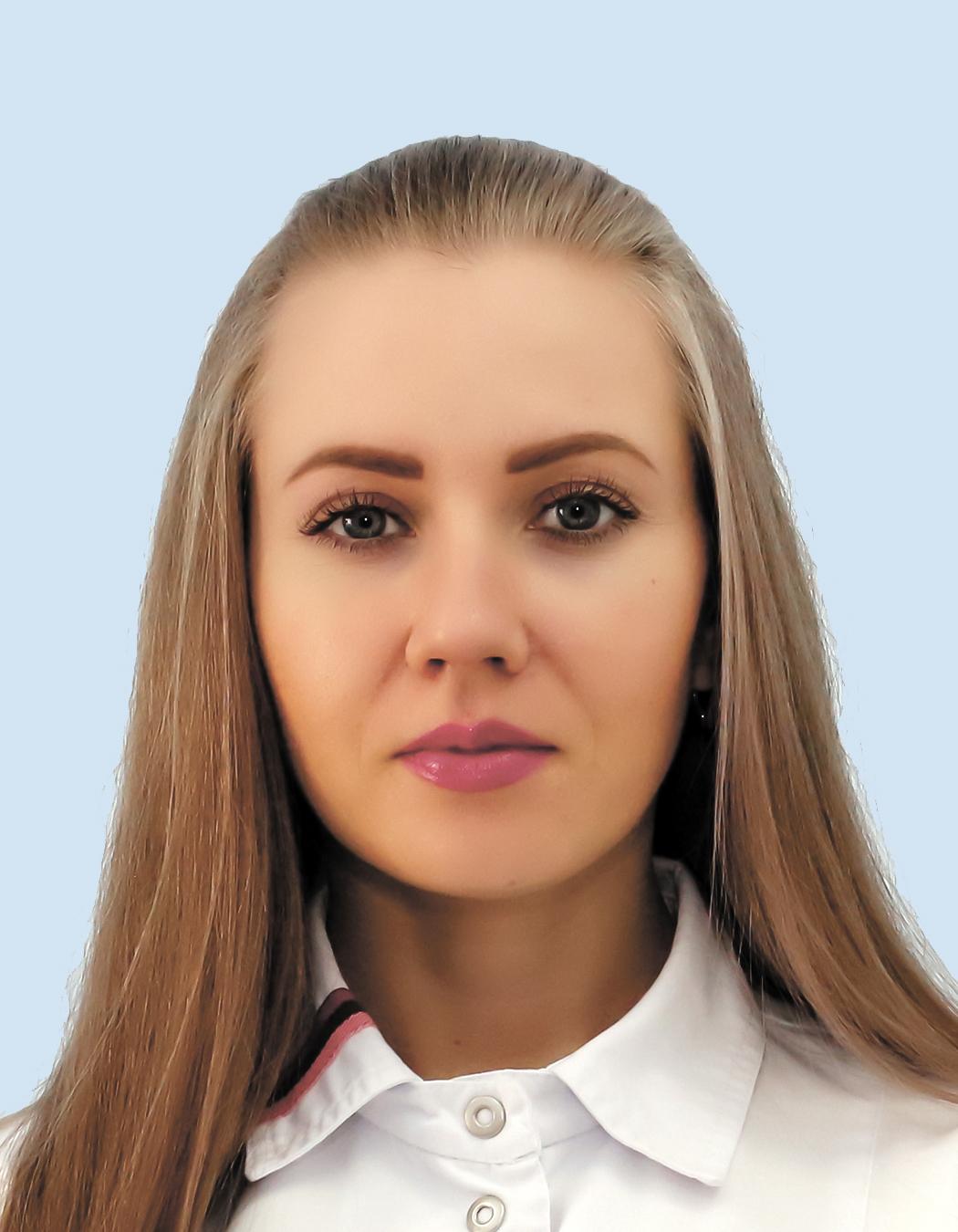 Скрипникова Мария Александровна, старший администратор