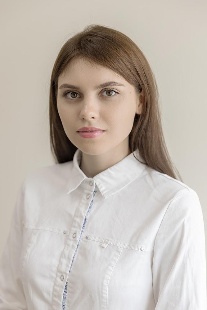 Рентген - лаборант Некроенко Дарья Алексеевна