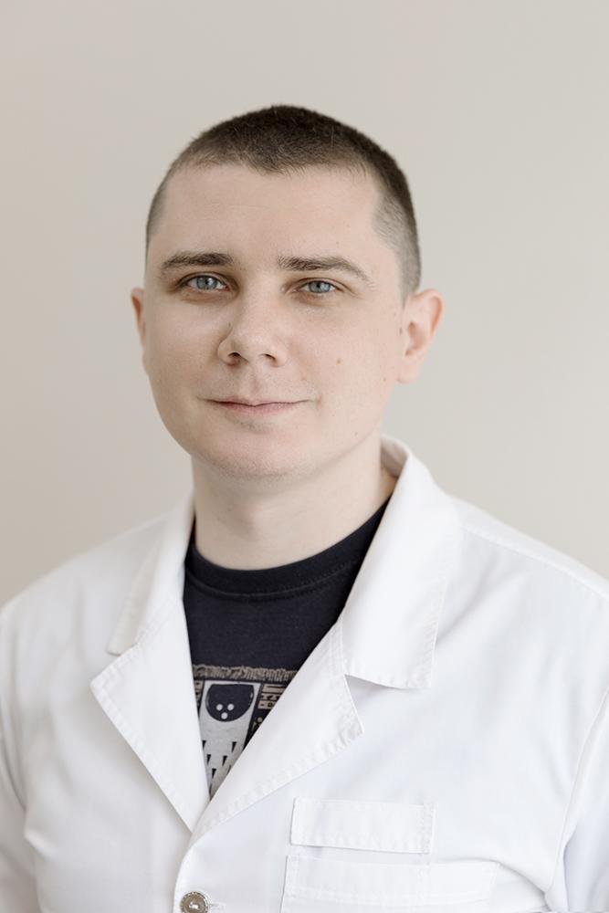 Рентген - лаборант Силантьев Александр Сергеевич