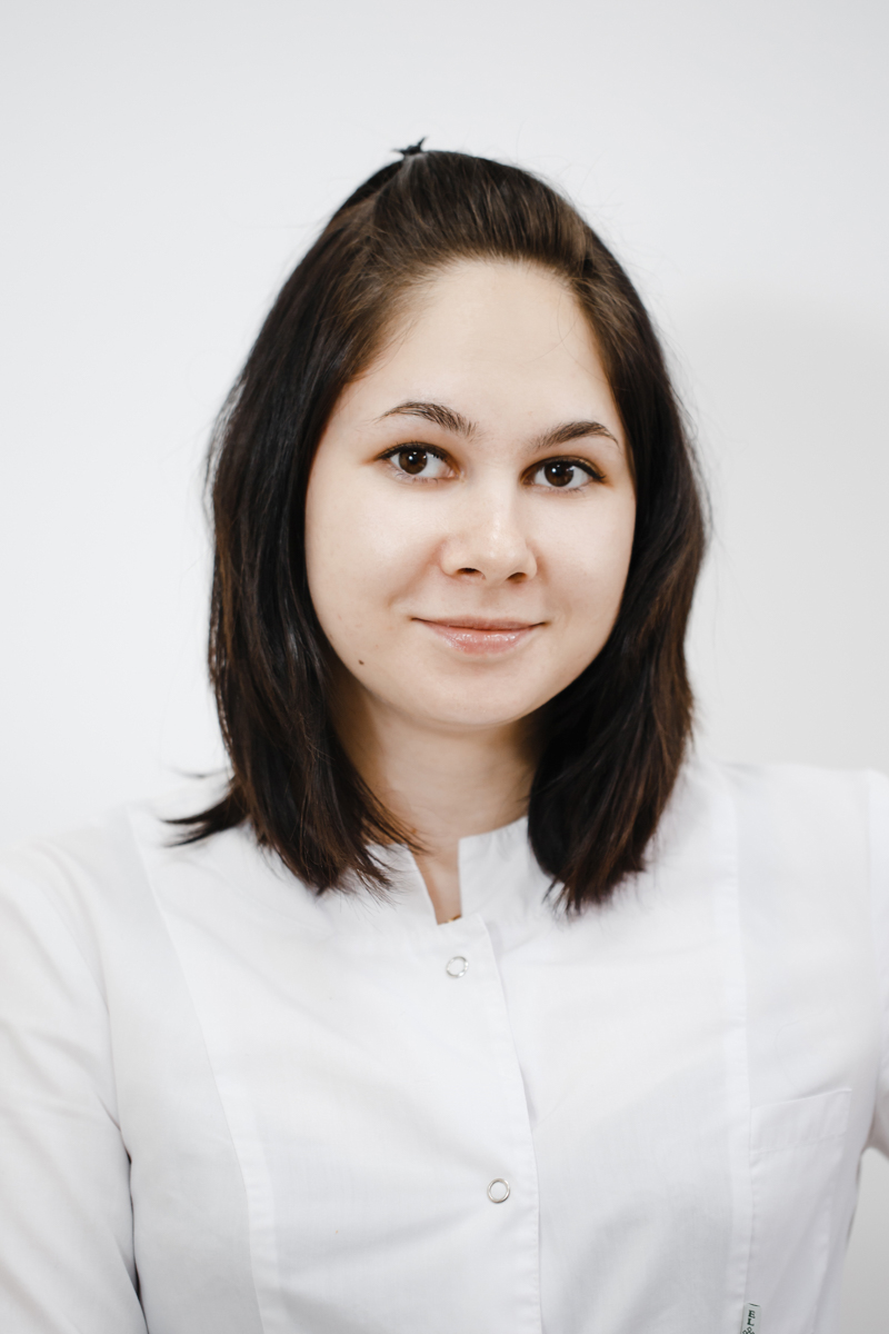 Бережная Виктория Алексеевна