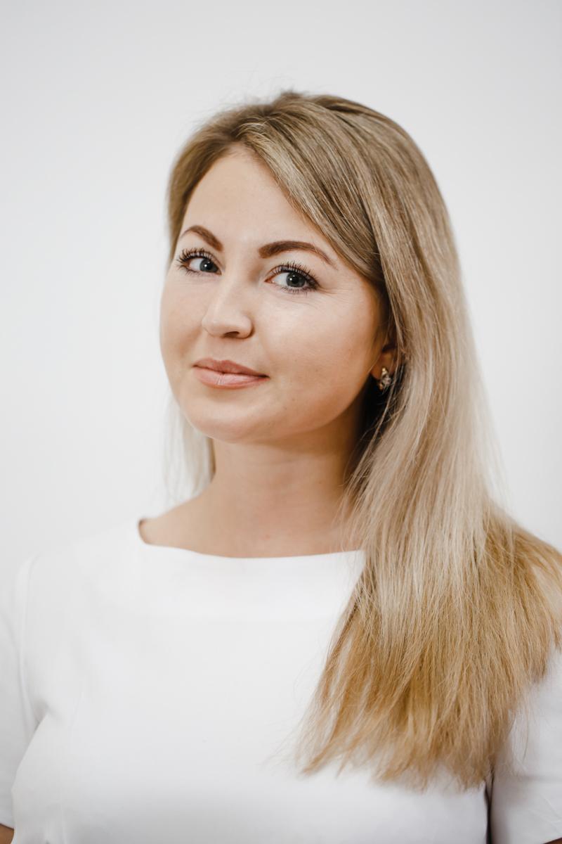 Никитенко Екатерина Владимировна