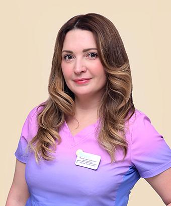 Чубко Марина Анатольевна
