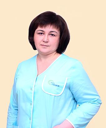 Селигеева Елена Владимировна