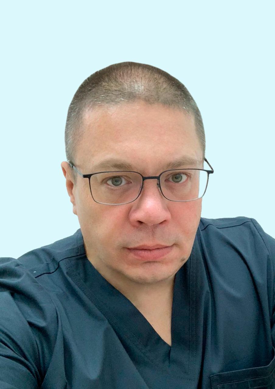Литинский Сергей Сергеевич