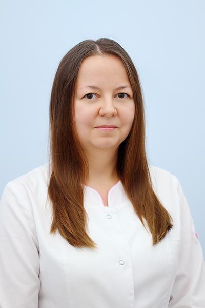 Бартош Елена Павловна