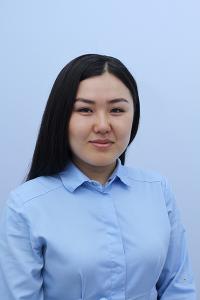 Очирова Саяна Владимировна