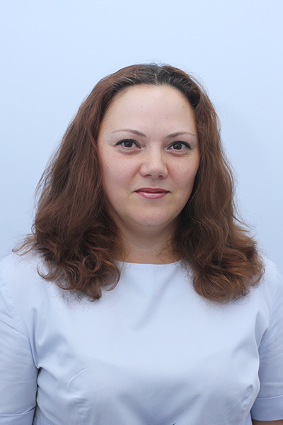 Шафурина Ирина Владимировна