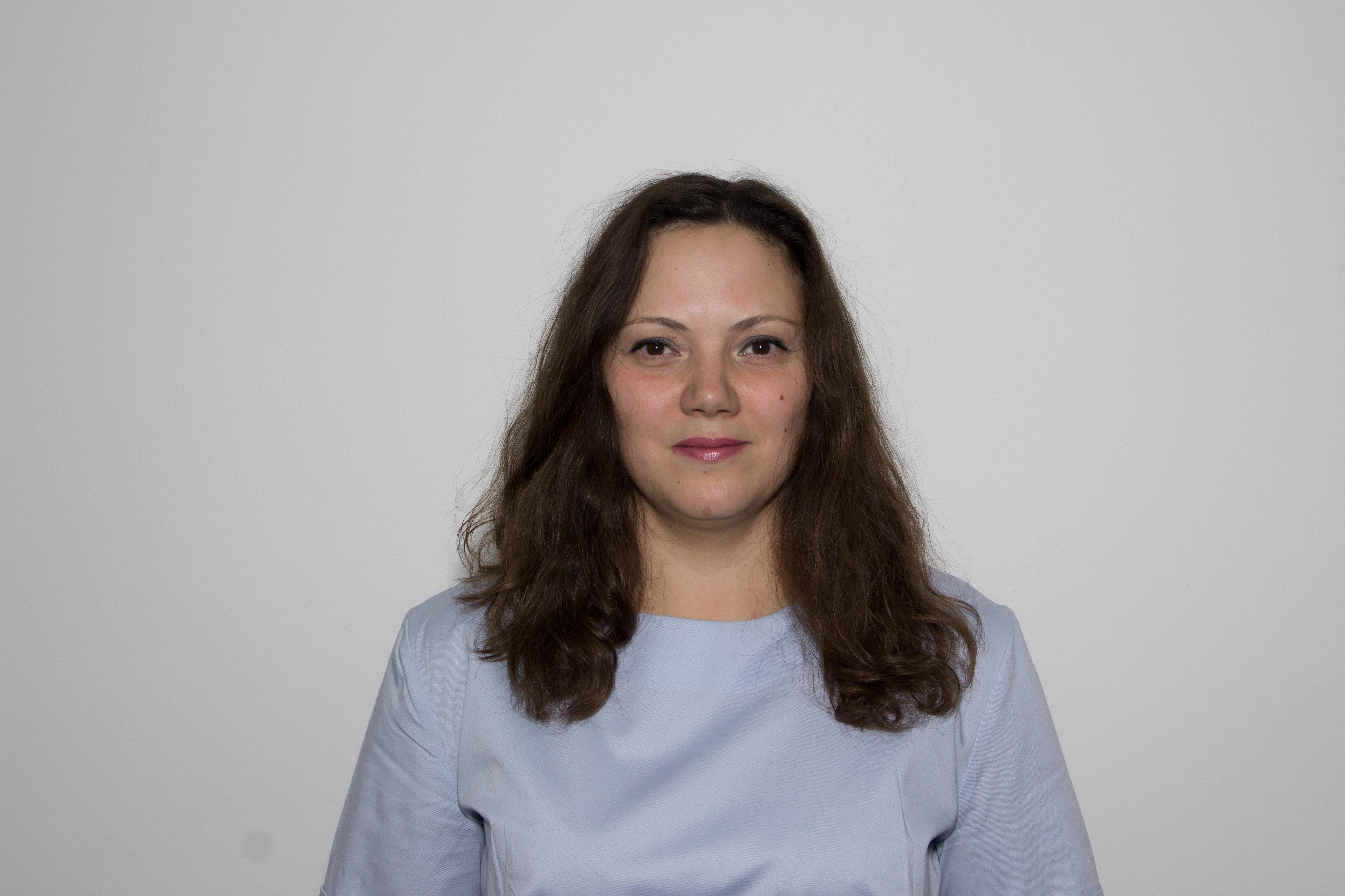 Шафурина Ирина - старший администратор