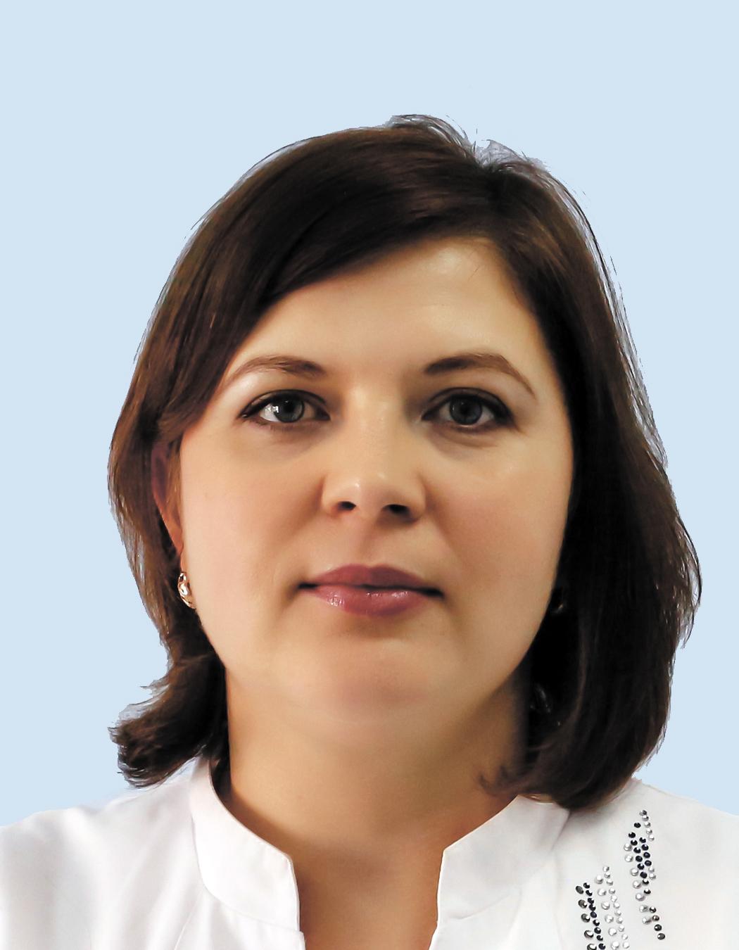 Береснева Ольга Викторовна, рентгенолаборант