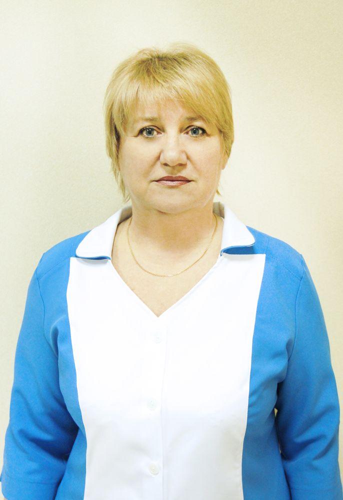 Лесик Ольга Геннадьевна рентгенлаборант