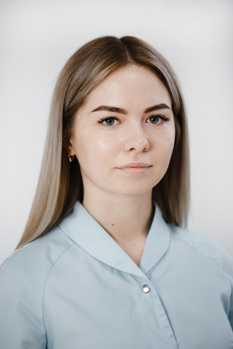 Чернигова Екатерина Александровна