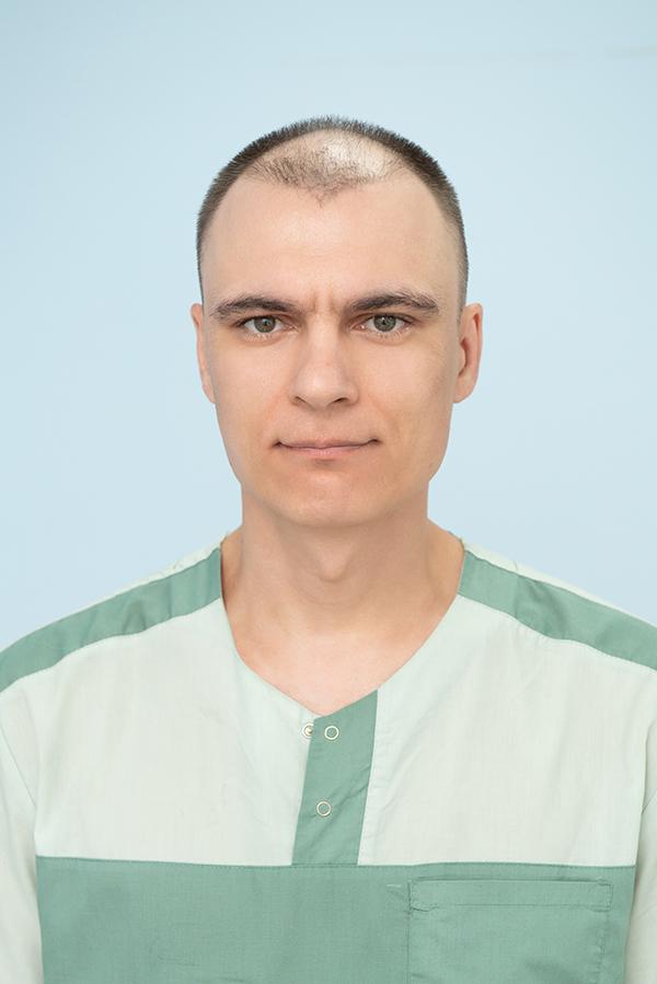 Гуляев Авенир Мильевич, Врач-ренгенолог кабинета денситометрии