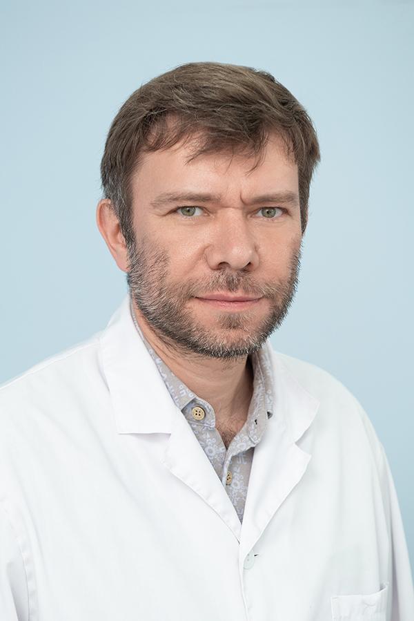Екимов Сергей Станиславович, Врач-рентгенолог кабинета МРТ