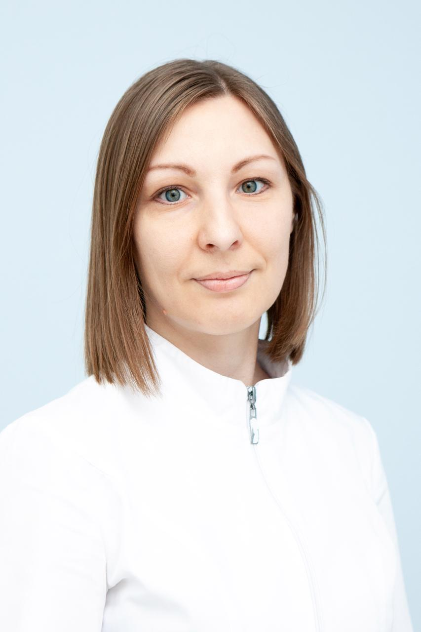 Ирина Колобова