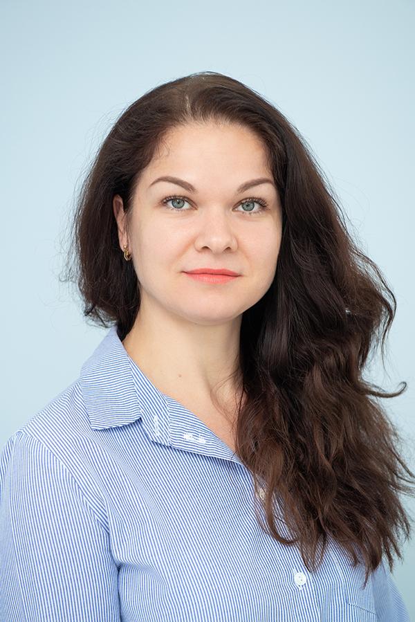 Лобатовкина Анастасия Александровна, Рентгенолаборант кабинета КТ