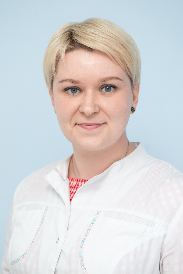 Малясова Мария Юрьевна, Рентгенолаборант кабинета МРТ