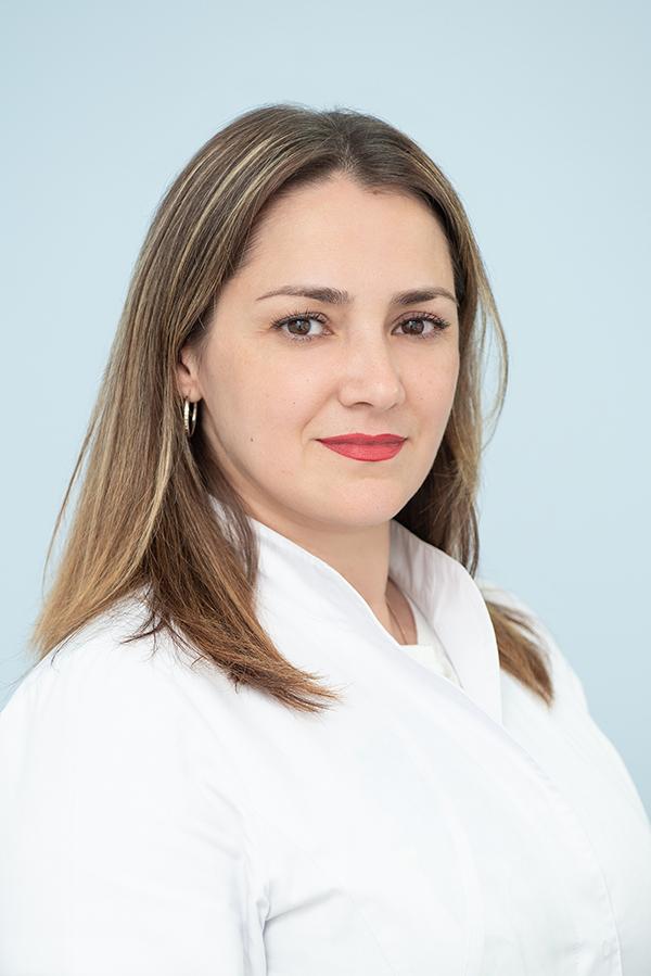 Павлова Анастасия Юрьевна, ренгенолаборант кабинета КТ