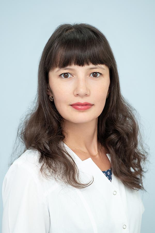 Федорова Татьяна Валерьевна, Врач-рентгенолог кабинета денситометрии